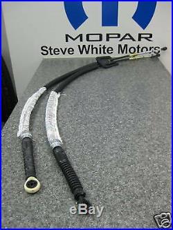 01-09 Pt Cruiser Neon Manual Transmission Shifter Cable Cables Mopar T350 Nvg