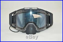 509 Sinister X6 Ignite Snowmobile Goggle Heated Night Vision Clear Lens New