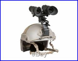 AGM NVG-50 3AW2 Night Vision Goggles/Binocular Dual Tube Gen 3+ White Phosphor 2