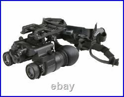 AGM NVG-50 NL1 Night Vision Goggles/Binocular Dual Tube Gen 2+ Level 1