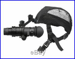 AGM Wofl-7 NW3 Night Vision Goggle Gen 2+ White Phosphor Level 3