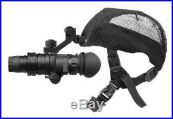 AGM Wolf-7 NL2 Night Vision Goggle Gen 2+ Level 2 with Headgear 12WO7122153021
