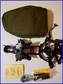 AN/PVS-7B Gen 3 IR Night Vision Goggles Image intensifier