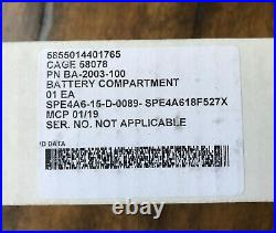 ANVIS 6/9/10 Night Vision NVG Low Profile Battery Pack LPBP ITT Harris A3279600