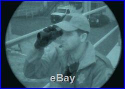 ARMASIGHT by FLIR Nyx-7 GEN 2+ QS Quick Silver Night Vision Goggles PVS7