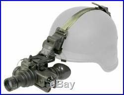 ATN PVS7-3P Gen 3 Night Vision Goggles, 64-72 lp/mm Resolution, ITT NVGOPVS73P
