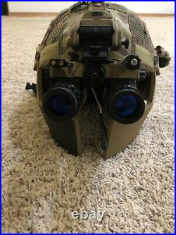 Adams Industries Sentinel NVG, Act Filters, Sam Mount, S. T. A. Pack, NVG Set