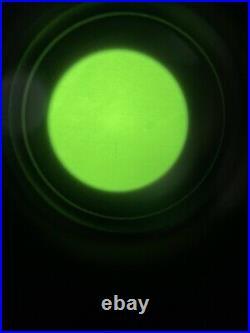 An/pvs-7b Nvg Gen 3 Mx-10130d/uv Tube Green Phosphorus Team Wendy Bump Helmet
