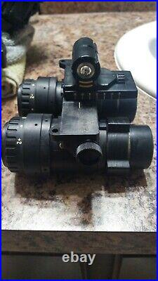 Anvis 9 night vision goggles, used and working