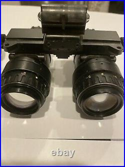 Anvis Night Vision Goggles, Generation 3, Ops Core Helmet, Mount & Battery Pack