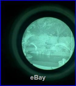 Armasight N-15 Compact Dual Tube Gen 3 Night Vision Ghost White Phosphor