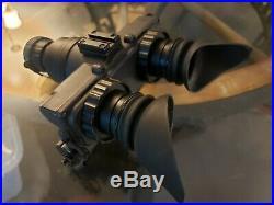 Bering optics skywatch NVG7-2 Night Vision Goggles Gen. 2 white phosphorus nvgs