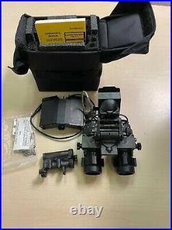 DEMO FULL KIT ANVIS 9 Gen 3 Night Vision Goggles AN/AVS-9