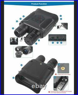 Digital Infrared High Definition Night Vision Hunting Binocular Video Camera