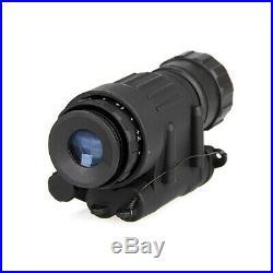 Digital Night Vision Scope 200m LED Camera Goggles Monocular IR Infrared Hunting