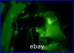 FMA Helmet NVG AN-PVS31 Dummy Model With functioning Green LED`s Version B