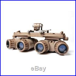 FMA New Tactical GPNVG18-ANVIS CAG Version Night Vision Goggles NVG DUMMY Model