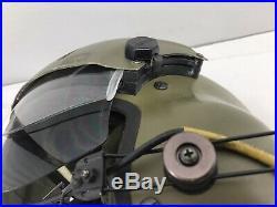 Gentex SPH-4 Helicopter Flight Helmet with NVG mount 1969