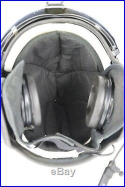 Gentex SPH-4 NVG Dual Visor Helicopter Flight Helmet Size Extra Large