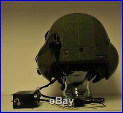 Gentex SPH-4 flight helmet with NVG mount & NVG battery box