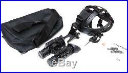 Genuine ATN PS15-WPT Night Vision Goggles Dual Tube Kit With Head Gear