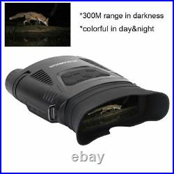 Infrared Night Vision Binoculars Telescope 7X21 Zoom Digital IR Hunting Goggles