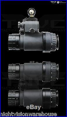 L3 Sentinel BNVS Binocular ANVIS Goggle Night Vision System L-3 OMNI VIII Black