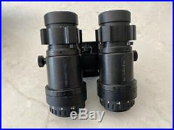 LIGHTLY USED AN/AVS-9 (V) F4949 ANVIS9 AVS-9 Night Vision Goggles