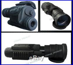 Master Digital NV Night Vision Goggles Monoculars Security Camera IR Gen Tracker