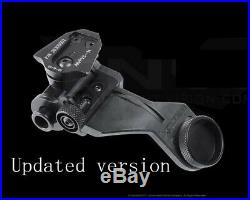 Metal J Arm Bracket Mount For Tactical AN/PVS14 NVG Night Vision Goggles