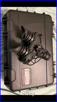 Morovision PVS7 Gen 3 Pinnacle Military LE HQ Night Vision Goggle Delta Kit