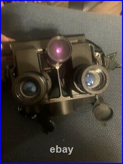 NVG NIGHT VISION GOGGLES BINOCULAR ON 1X20 1+ GENERATION Russian Military Grade