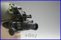 NVU PVS7 Mil Spec Gen 3 ITT Pinnacle Tube Night Vision Goggle PVS-7 P+