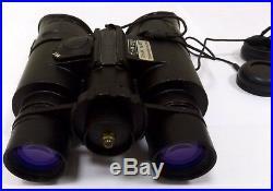 New Night Vision Binocular Goggles PN-9K 2+ gen Shvabe 2 tubes stereo