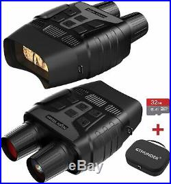 Night Vision Goggles, Digital Night Vision Binoculars with 2.31 TFT LCD, Infra