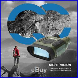 Night Vision Goggles IR/Infrared Technology Fantastic Condition Adjustable 32G