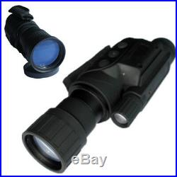 Night Vision Monocular Security Camera Video Camera Goggles IR Gen Tracker