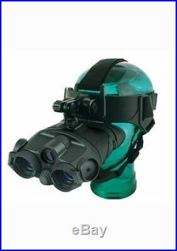 Night Vision Yukon Tactical Team NV 1x24 goggles NEW in case. FREE SHIPPING