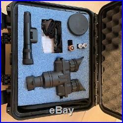 Night Vision goggles/Binoculars NVS-7, Gen 2, Plus Extras, IR Torch, Zoom Lens