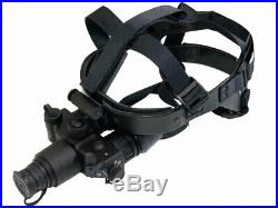 Night vision goggles D206pro Gen. 2+ Super Wide Field of View 50 degr