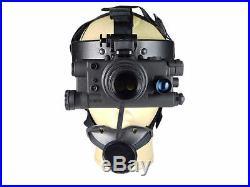 Night vision goggles D209 Gen 2+Two built-in IR illuminators high-quality optics