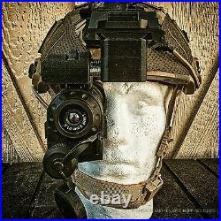 Nightwatch FLIR Breach Thermal Monocular Bridge Helmet Mount NVG NODS