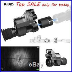 PARD Hunting Digital Night Vision Goggles Scope-NV007 800x600 IR Rifle Scope