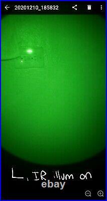 PDS-31 GEN 3 L3 Green Phosphor Night Vision Device