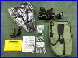 PVS-7 Night Vision Goggle Full Kit NO TUBE