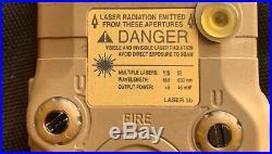 Peq 15 Full Power Infrared Laser GWOT Night Vision NVG