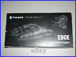 Pulsar PL75095 Edge Gs Super Night Vision 1+ 1x20 Goggles Belarus Made