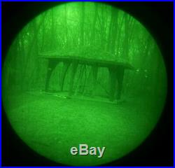 Pvs 7 gen 3 Pvs-7c goggles night Vision goggle ITT, Nice tube non gated