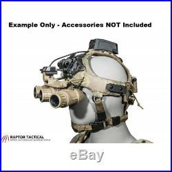RAPTOR TACTICAL Sentinel Skullcrusher (NVG Head Mounting System) Multicam NEW
