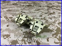 SOTAC Wilcox Type Bino-Bridge SM-2 Mount CNC (DE) NVG Fast Mich SD-SM2-DE